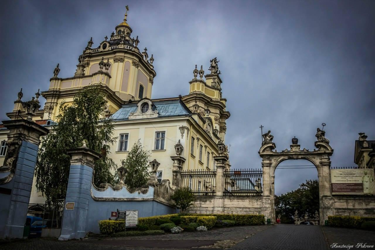 Собор св. Юра © Anastasiya Pokrova