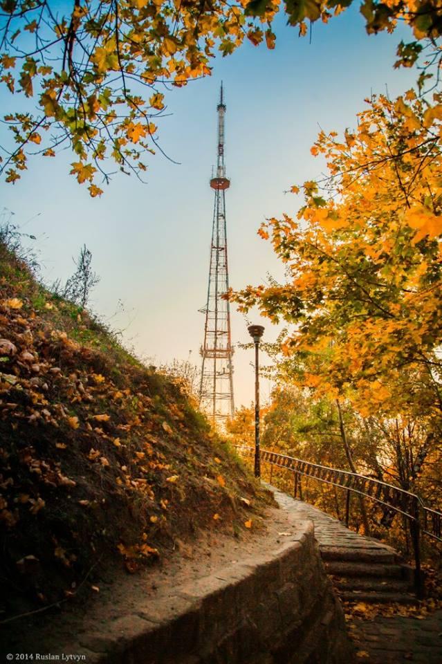 Осінь у Львові © Ruslan Lytvyn