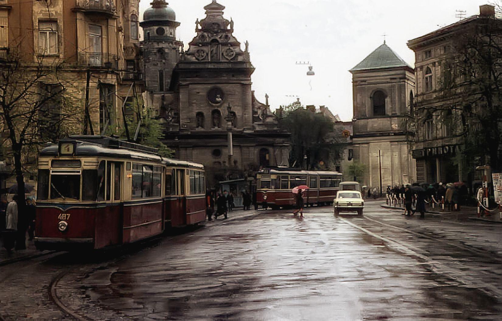 Старий Львів © Ааре Оландер
