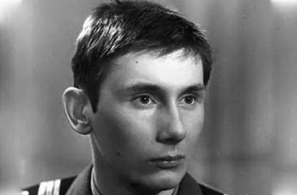 Юрій Луценко в армії.