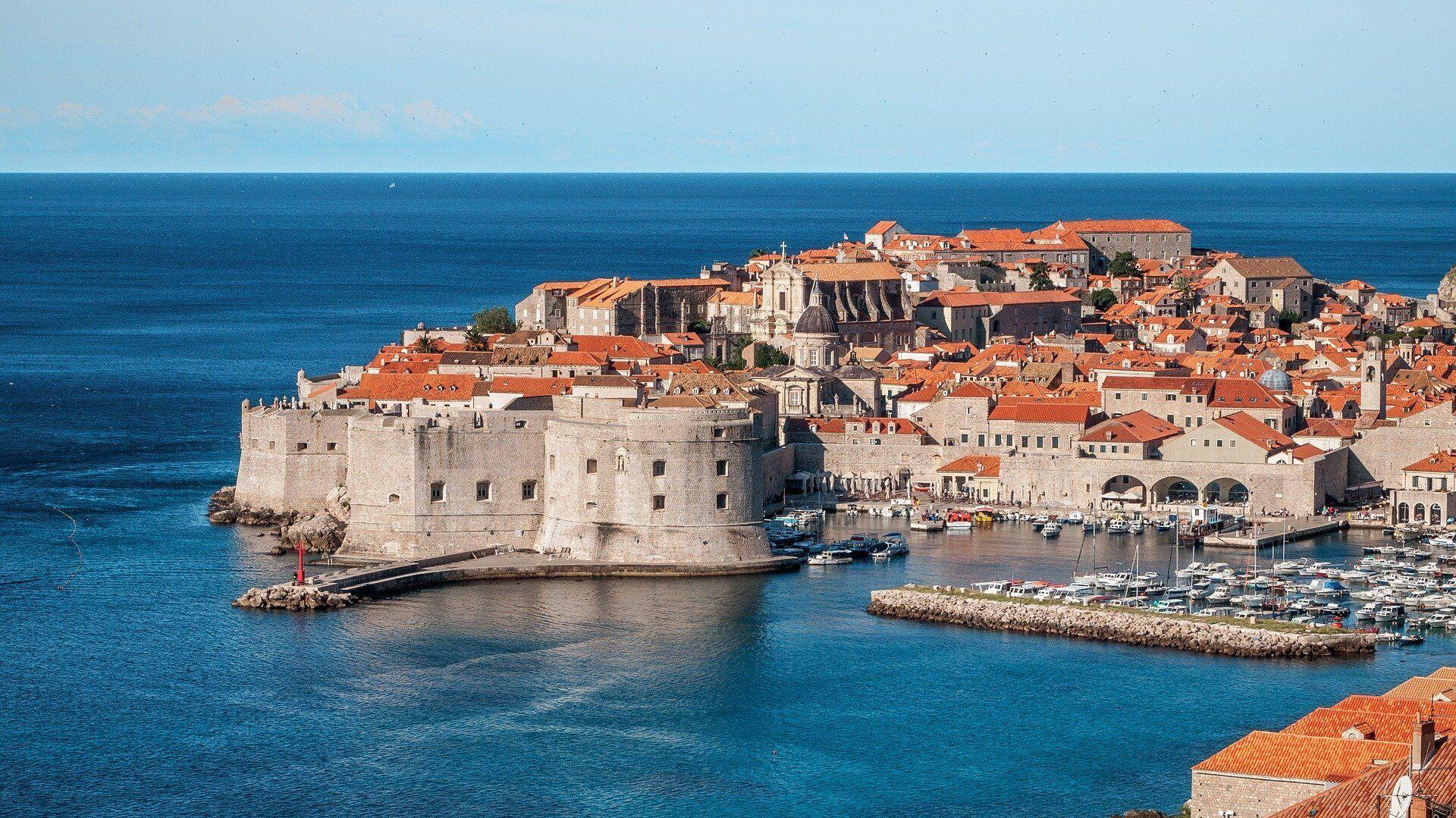 Хорватія стала популярною серед британських туристів.