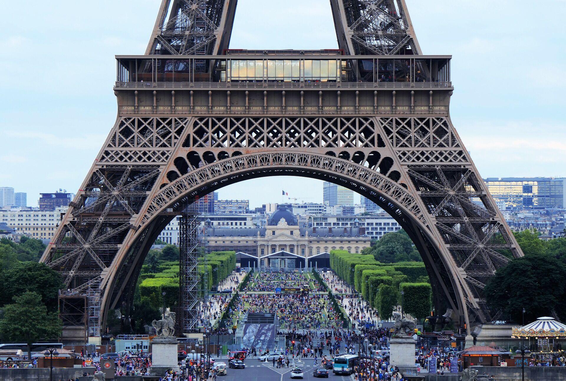 50 мільйонів туристів з Європи обрали цьогоріч Францію .