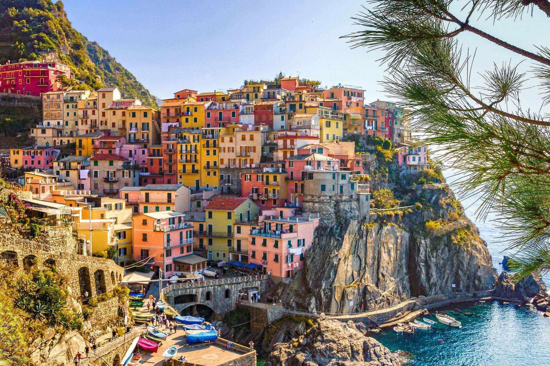 23 мільйони італійців обрали свою країну для відпустки.