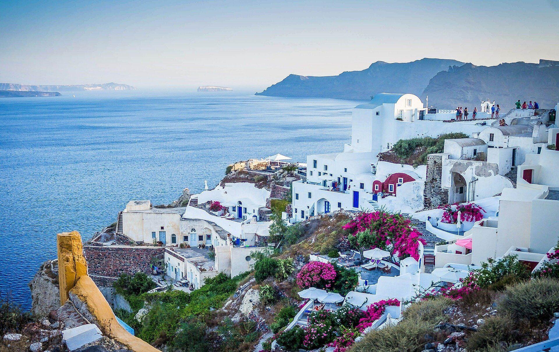 Греція у 2021 році прийняла 6 мільйонів туристів.